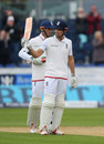 Alastair Cook reached 10,000 Test runs early in England's run-chase, England v Sri Lanka, 2nd Test, Chester-le-Street, 4th day, May 30, 2016