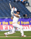 Alastair Cook finished unbeaten on 47, England v Sri Lanka, 2nd Test, Chester-le-Street, 4th day, May 30, 2016