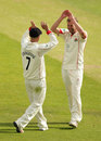 Tom Smith struck early in the second innings, Yorkshire v Lancashire, County Championship, Division One, Headingley, 2nd day, May 30, 2016