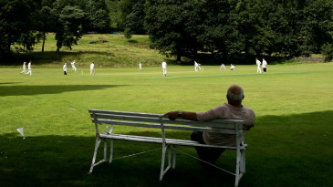 A general view of the Coniston Cricket Club