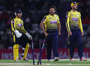 Shahid Afridi's spell was key in Hampshire's victory, Hampshire v Kent, NatWest T20 Blast, South Group, Ageas Bowl, June 2, 2016