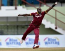 Jerome Taylor dropped two return catches, West Indies v South Africa, ODI tri-series, 1st match, Providence, June 3, 2016