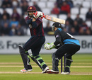 Josh Cobb's unbeaten half-century guided Northants to victory, Northamptonshire v Worcestershire, NatWest T20 Blast, North Group, Wantage Road, June 3, 2016
