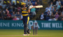 Aneurin Donald was named Man of the Match for his rapid fifty, Glamorgan v Hampshire, NatWest T20 Blast, South Group, Cardiff, June 3, 2016