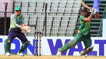 Tasamul Haque scored an unbeaten 126