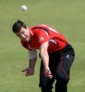 Rob Taylor finished with 4 for 58, Leicestershire v Durham, Royal London Cup, North Group, Grace Road, June 5, 2016