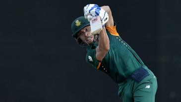 Farhaan Behardien stroked his fifth ODI fifty