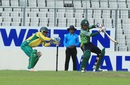 Mushfiqur Rahim made an unbeaten 66 to take Mohammedan Sporting Club home, Mohammedan Sporting Club v Sheikh Jamal Dhanmondi Club, DPL 2016, Mirpur, June 8, 2016