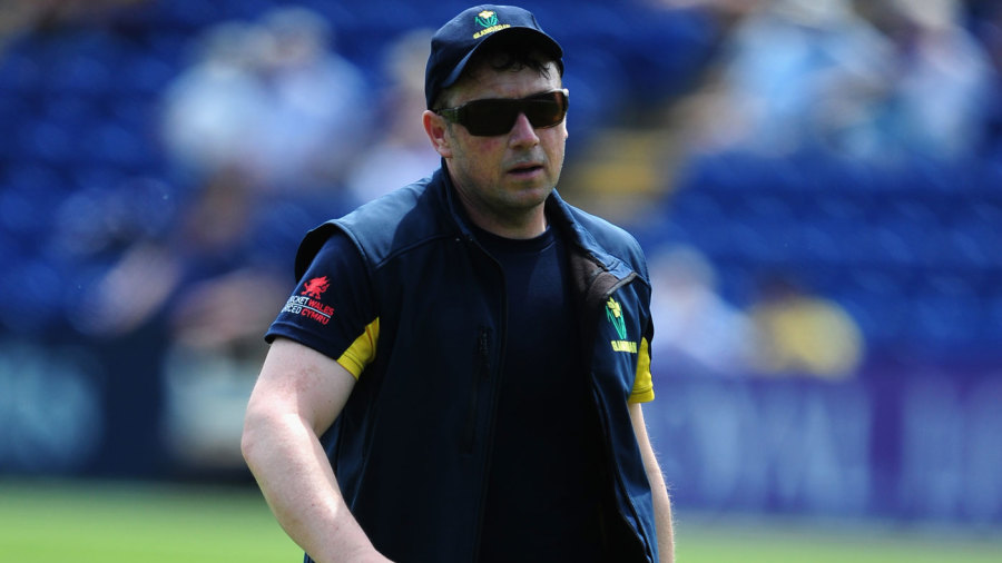 Robert Croft has had a testing time since taking over as Glamorgan coach