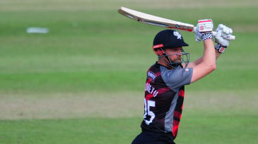 James Hildreth has been in fine form for Somerset