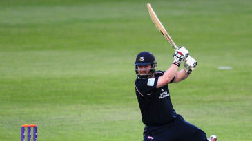Paul Stirling carried the fight for Middlesex