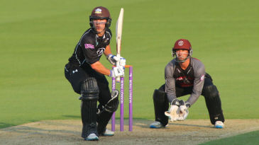 A Rory Burns half-century couldn't prevent Surrey's defeat