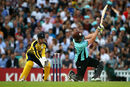 Dominic Sibley starred with bat and ball on his T20 debut, Surrey v Hampshire, NatWest T20 Blast, Kia Oval, June 9, 2016