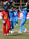 Jasprit Bumrah generated appreciable extra bounce to trouble the hosts, Zimbabwe v India, 1st ODI, Harare, June 11, 2016