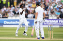 Shaminda Eranga had Nick Compton caught behind for 19, England v Sri Lanka, 3rd Investec Test, Lord's, 3rd day, June 11, 2016