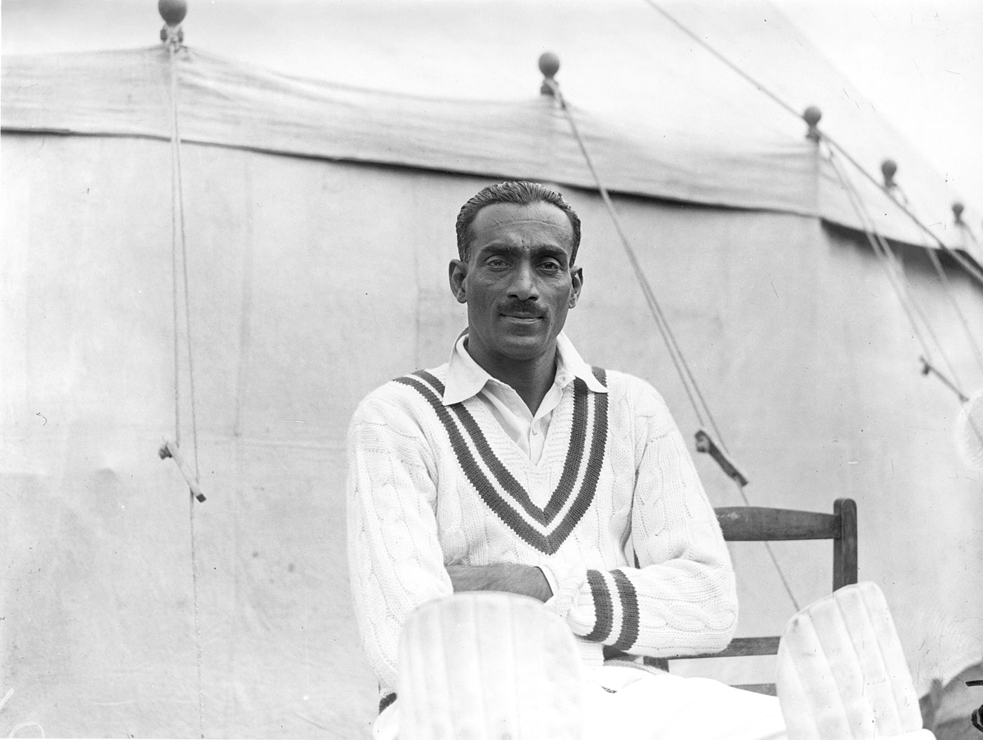 In 1932, CK Nayudu reportedly hit a six to the next county, clearing the Rea river at Edgbaston