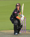 Rory Burns led Surrey's innings, Surrey v Somerset, NatWest Blast, Kia Oval, June 8, 2016