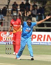 Jasprit Bumrah took 4 for 22, Zimbabwe v India, Harare, June 15, 2016