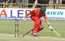 Donald Tiripano is run out, Zimbabwe v India, Harare, June 15, 2016