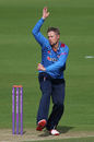 Fabian Cowdrey picked up 2 for 38, Kent v Somerset, Royal London Cup, Canterbury, June 14, 2016