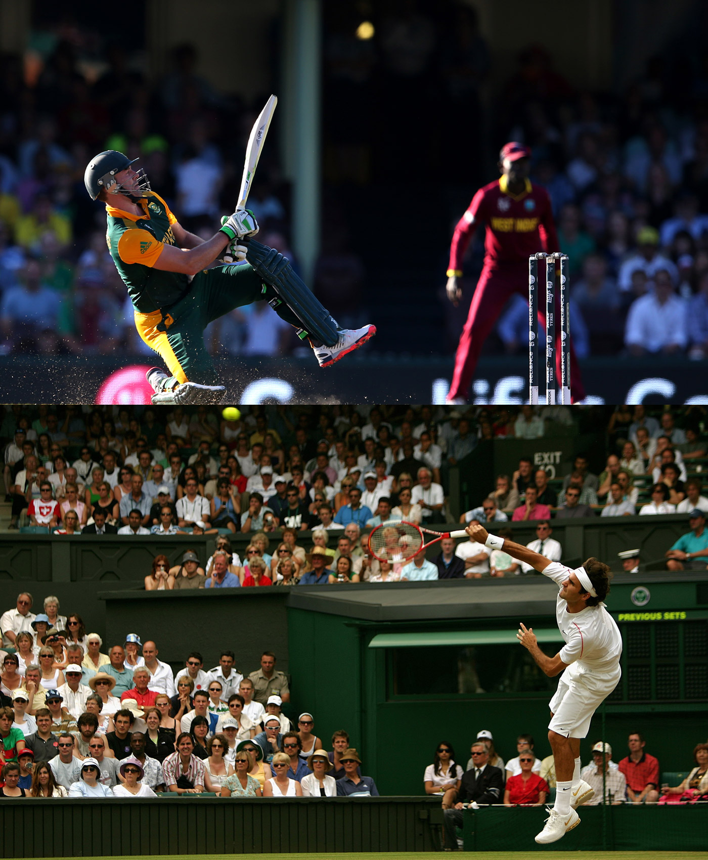 The backhand and the forehand: cricketers with multi-sport childhoods are blurring the lines between cricket and other games