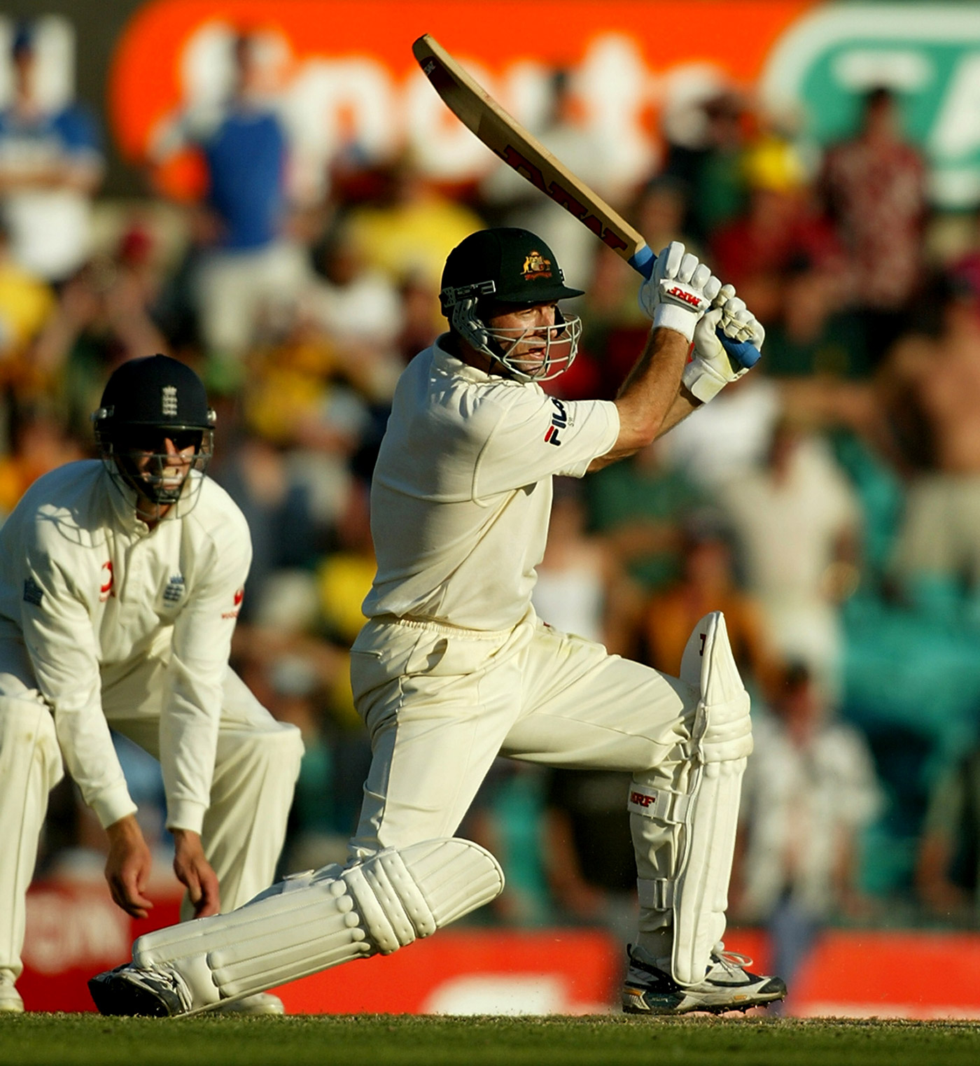 Steve Waugh changed his batting style over his career depending on the challenges he faced
