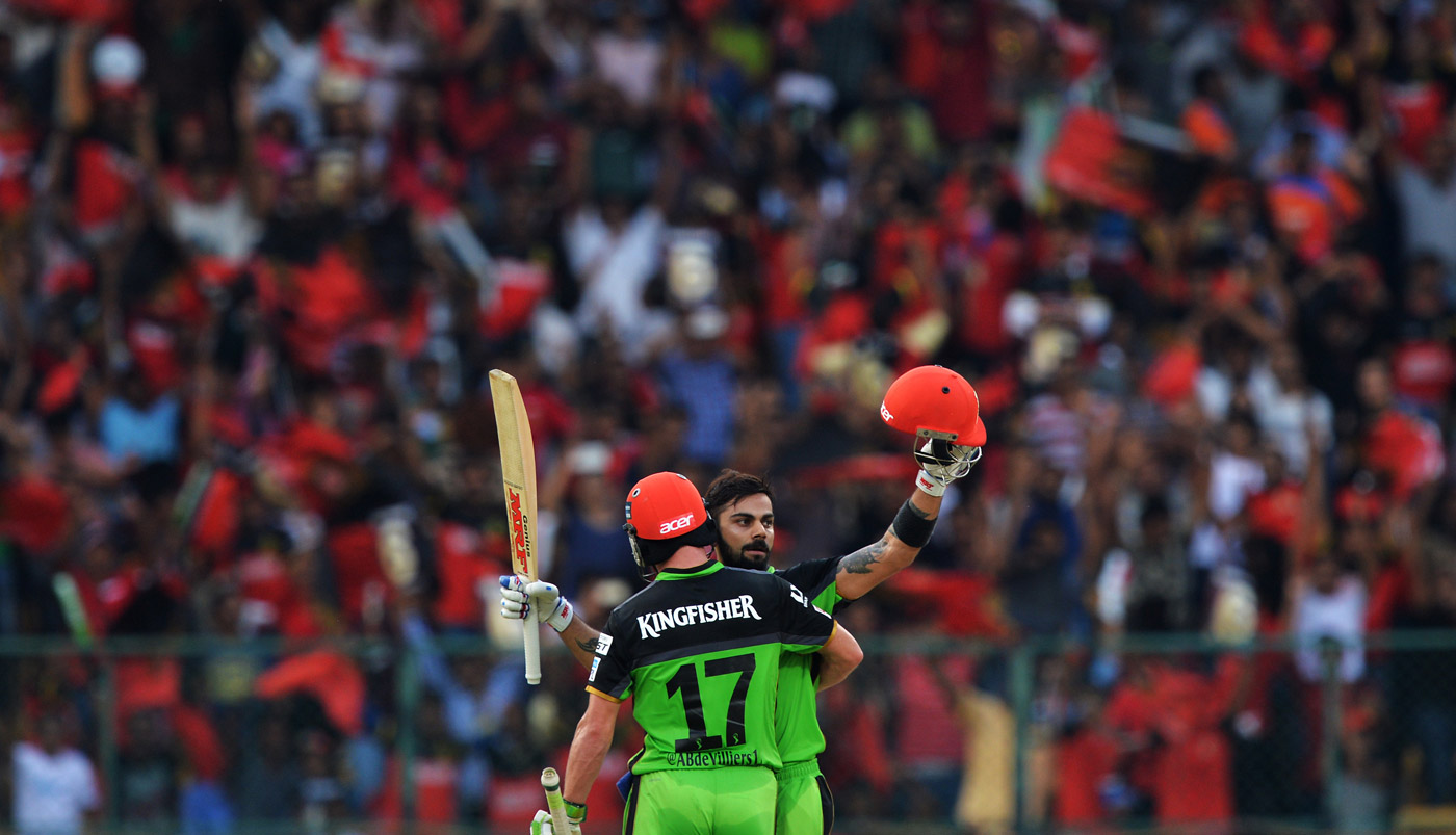 The special ones: de Villers and Kohli have brought high art to T20 batting