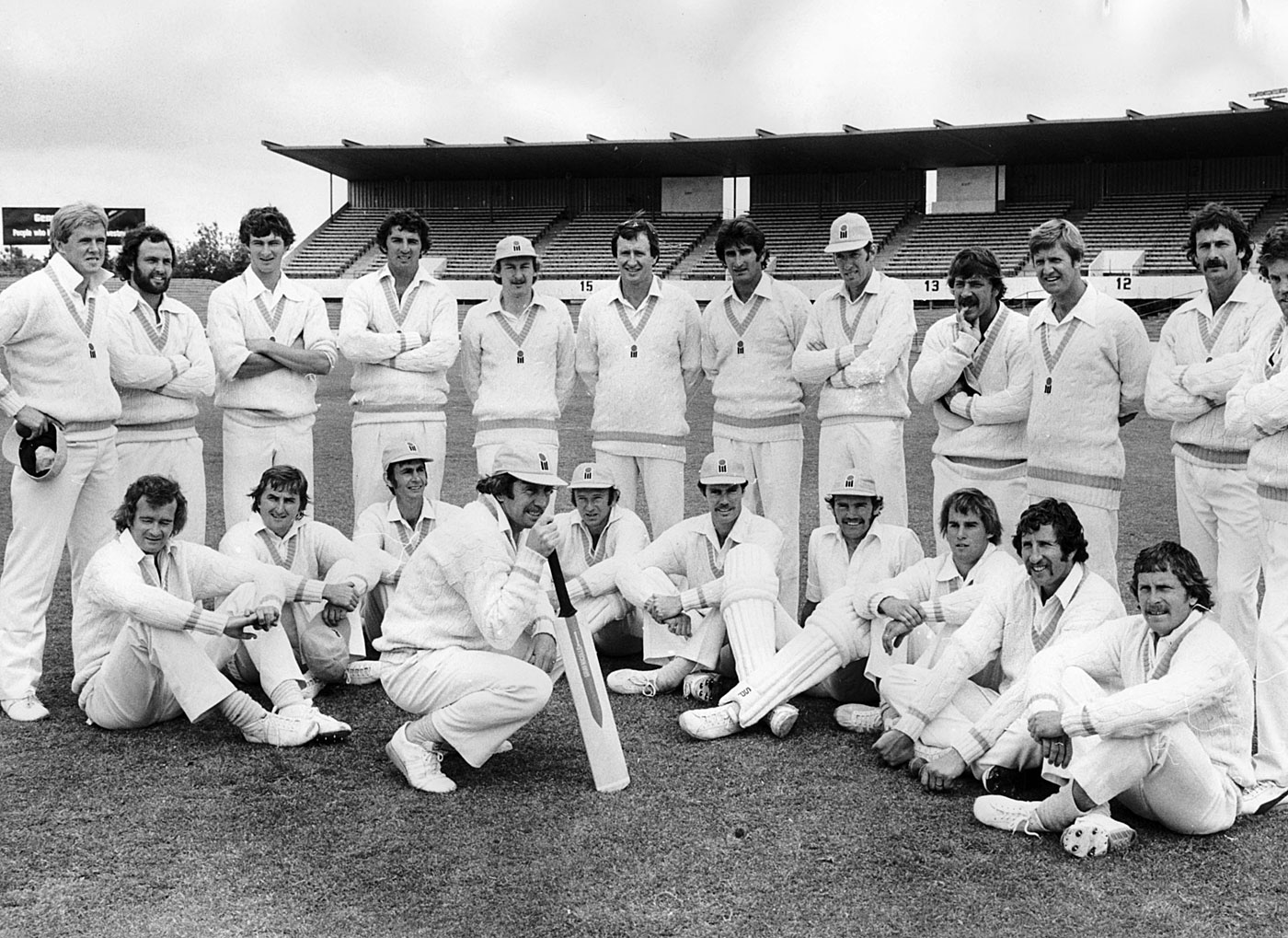 Packer's men: the WSC Australian team at St Kilda Football Ground in 1977