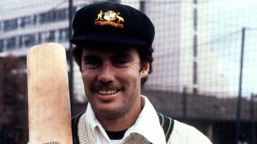 Greg Chappell in 1977