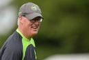 John Bracewell looks relaxed during a training session, Ireland v Sri Lanka, 2nd ODI, Malahide, June 18, 2016