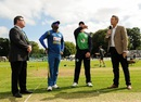 Ireland won the toss and opted to field in Malahide, Ireland v Sri Lanka, 2nd ODI, Malahide, June 18, 2016