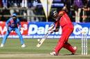 Elton Chigumbura slammed an unbeaten 54, Zimbabwe v India, 1st T20I, Harare, June 18, 2016