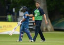 Tim Murtagh claimed three wickets, Ireland v Sri Lanka, 2nd ODI, Malahide, June 18, 2016