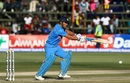 MS Dhoni failed to take India across the line, Zimbabwe v India, 1st T20I, Harare, June 18, 2016