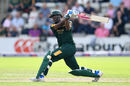 Andre Russell launches another mighty blow, Worcestershire v Nottinghamshire, NatWest Blast, Worcester, June 18, 2016