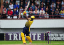 Michael Carberry opens up, Somerset v Hampshire, NatWest T20 Blast, South Group, June 19, 2016