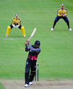 Chris Gayle smashed a half-century in his final appearance, Somerset v Hampshire, NatWest T20 Blast, South Group, June 19, 2016