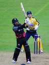 Mahela Jayawardene saw the chase home, Somerset v Hampshire, NatWest T20 Blast, South Group, June 19, 2016