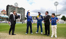Eoin Morgan won the toss and chose to bowl first, England v Sri Lanka, 1st ODI, Trent Bridge, June 21, 2016