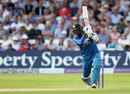Farveez Maharoof struck some useful blows, England v Sri Lanka, 1st ODI, Trent Bridge, June 21, 2016