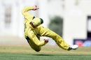 Steven Smith took a brilliant one-handed catch at slip, West Indies v Australia, 8th match, ODI tri-series, Barbados