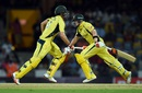 Steven Smith and Mitchell Marsh steadied Australia, West Indies v Australia, 8th match, ODI tri-series, Barbados