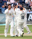 Ryan Pringle struck twice in consecutive overs, Durham v Yorkshire, County Championship, Division One, Chester-le-Street, 4th day, June 23, 2016