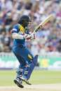 Kusal Perera got the innings off to a bright start, England v Sri Lanka, 2nd ODI, Edgbaston, June 24, 2016