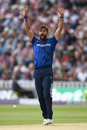 Liam Plunkett picked up wickets in consecutive overs, England v Sri Lanka, 2nd ODI, Edgbaston, June 24, 2016