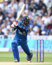 Upul Tharanga's unbeaten 53 lifted Sri Lanka, England v Sri Lanka, 2nd ODI, Edgbaston, June 24, 2016