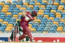 Darren Bravo swings down the ground,  West Indies v South Africa, ODI tri-series, Bridgetown, June 24, 2016