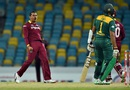 Sunil Narine had Hashim Amla lbw for 16, West Indies v South Africa, ODI tri-series, Bridgetown, June 24, 2016