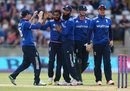 Adil Rashid picked up two wickets, England v Sri Lanka, 2nd ODI, Edgbaston, June 24, 2016