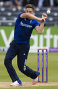 Chris Woakes could not hold on to a sharp chance, England v Sri Lanka, 3rd ODI, Bristol, June 26, 2016